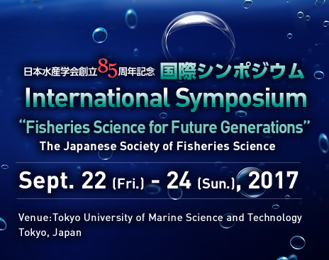 JSFS | the Japanese Society of Fisheries Science / JSFS