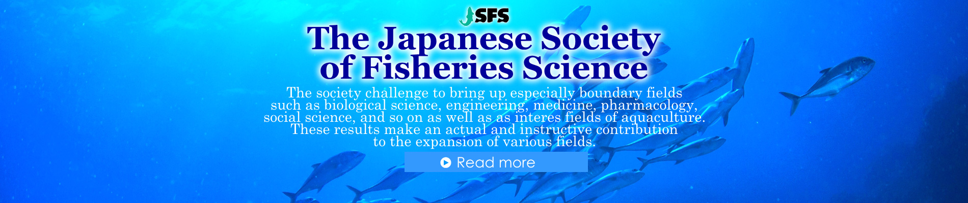 The Japanese Society of Fisheries Science